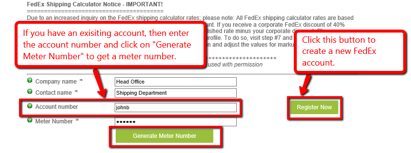 How To Connect A Shipping Courier- FedEx – Kyozou